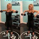 Shoulder Raises   MBX   Premium Personal Training Studio in Montclair, NJ