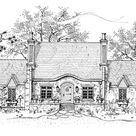 Storybook Cottage House Plans...Hobbit Huts to Cottage Castles!