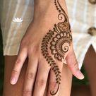250+ Simple Mehndi Designs (2021) मेहंदी डिजाइन for Girls & Ladies