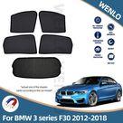 Car Windows Magnetic Sunshade For BMW 3 series F30 2012 2018 Auto Sun Visor Curtains Protection