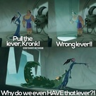Emperors New Groove