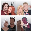 Photo booth by Milady666 on DeviantArt