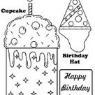 Happy Birthday Jesus Coloring Pages