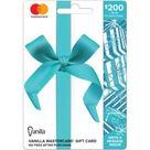 $200 Vanilla Mastercard Gift Card   Sam's Club