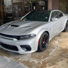 Resubmitting a post from earlier, it's 2019-2020 Widebody hellcat, freshly washed.