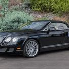 2010 Bentley Continental GTC Speed