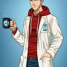 Peter Parker commission by phil-cho on DeviantArt
