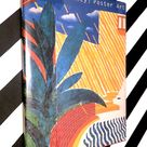 Poster Art by David Hockney (1994) first edition book