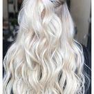 icy cool blonde hair
