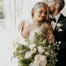 Covid Forced Them To Downsize Their Wedding And It Turned Out... To Die For!!!!