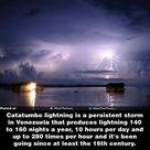 Catatumbo Lightning