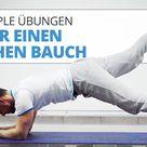 5 simple Übungen für einen flachen Bauch - Perfekter Körper