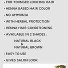 Best Herbal Nisha Hair Color Powder, Natural Henna Based Hair Color