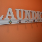 Colorful Laundry Rooms