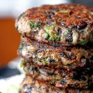 Vegetarian Burger Patties