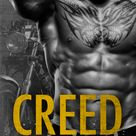 Creed by Tia Lewis | Blood Riders MC, #3 | Release Date November 14th, 2016 | Genres: Erotic Romance, MC Romance