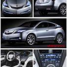 2009 Acura ZDX Concept   Dailyrevs