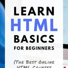 How to Learn HTML for Beginners in 2020 Web Development 101
