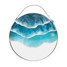 Oceans Wave Wall Hanging Hochglasfenster Fensterplatte Acrylproduktion LGG210504856A