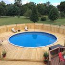Runde Gartenpools bringen viel Badespaß und weitere Vorteile mit - Fresh Ideen für das Interieur, Dekoration und Landschaft