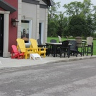 Just a few items of Recycled Plastic Outdoor Furniture