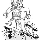 19 Printable Ant Man Coloring Pages