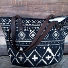 Canvas Leather