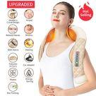 U Shaped Electric Neck Massager - AU / UPGRADED MASSAGER
