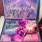 Anxiety Relief YouAreBeautifulBox, Anxiety Care Package, Self Care Box, Stress Relief Gift, Anxiety Comfort Box, Gift for Friend,Stress Gift