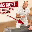 Schmerzen im unteren Rücken - 3 effektive Übungen gegen Rückenschmerzen