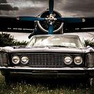 Fotoshooting 1963 Buick Riviera