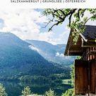 Einzigartiges Ferienhaus am Grundlsee   Salzkammergut, Österreich