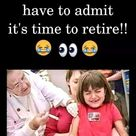 Sometimes you just have to admit it's time to retire (humor)