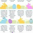 Easter Egg Hunt Printable