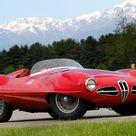 1952 Alfa Romeo C52 Disco Volante Touring   Autokonzepte