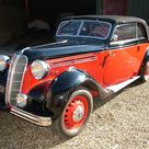 BMW 326 Cabriolet, 1936.