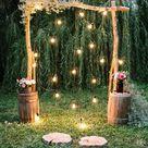 Lichter Hochzeitsdeko 30 atemberaubende Hochzeitsfotos
