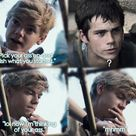 Funny Maze Runner and Newtmas Pictures - 12