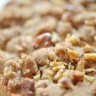 Apfelkuchen mit Zimtstreuseln und Walnüssen {Rezept} - Casa di Falcone