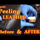 REPAIR PEELING LEATHER VIDEO *****