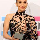 Jennifer Lopez Photos Photos: 2011 American Music Awards - Press Room