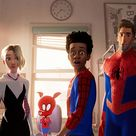Into the Spider-Verse's Credits Scene, Explained