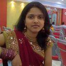 Desi and Cute Indian Girl in Mehron Saree