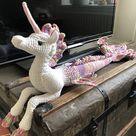 Mermaid Unicorn Mermicorn Hippocampus Crochet Amigurumi   Etsy