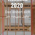Neue Vorschriften für Bauherren und Hauseigentümer