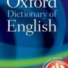 Oxford Dictionary of English : Oxford Languages : 9780199571123