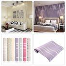 £6.82 GBP - 10M Home Improvement High-End Luxury 3D Wave Flocking Wallpaper Rolls Ftlq #ebay #Home & Garden