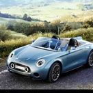 2014 MINI Superleggera Vision Concept