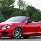 2014 Bentley Continental GT V8 S Convertible: Quick Spin Photo Gallery