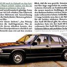 Audi 100 C2 1979 5S GL Zukunft